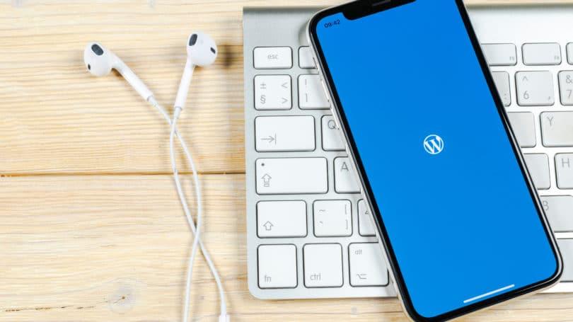Wordpress Application Computer Phone Icon Logo