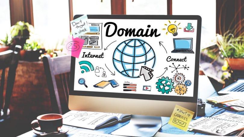 Domaine Computer Screen Blogging Communication Global